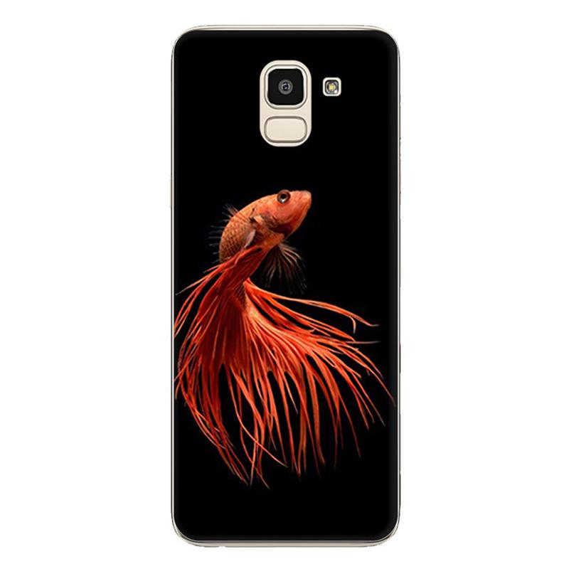 Ốp Lưng Dành Cho Samsung Galaxy J6 - Mẫu 45