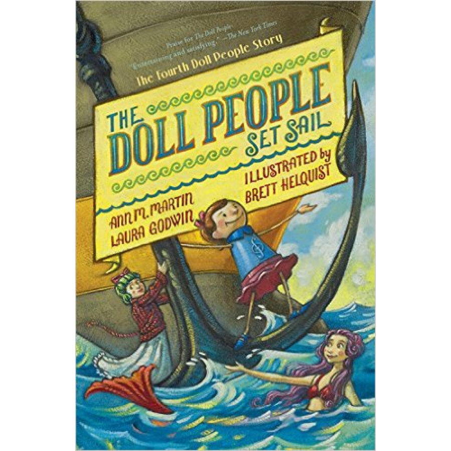 The Doll People Book 4 The Doll People Set Sail - 1223570 , 8898411270974 , 62_5228393 , 452000 , The-Doll-People-Book-4-The-Doll-People-Set-Sail-62_5228393 , tiki.vn , The Doll People Book 4 The Doll People Set Sail