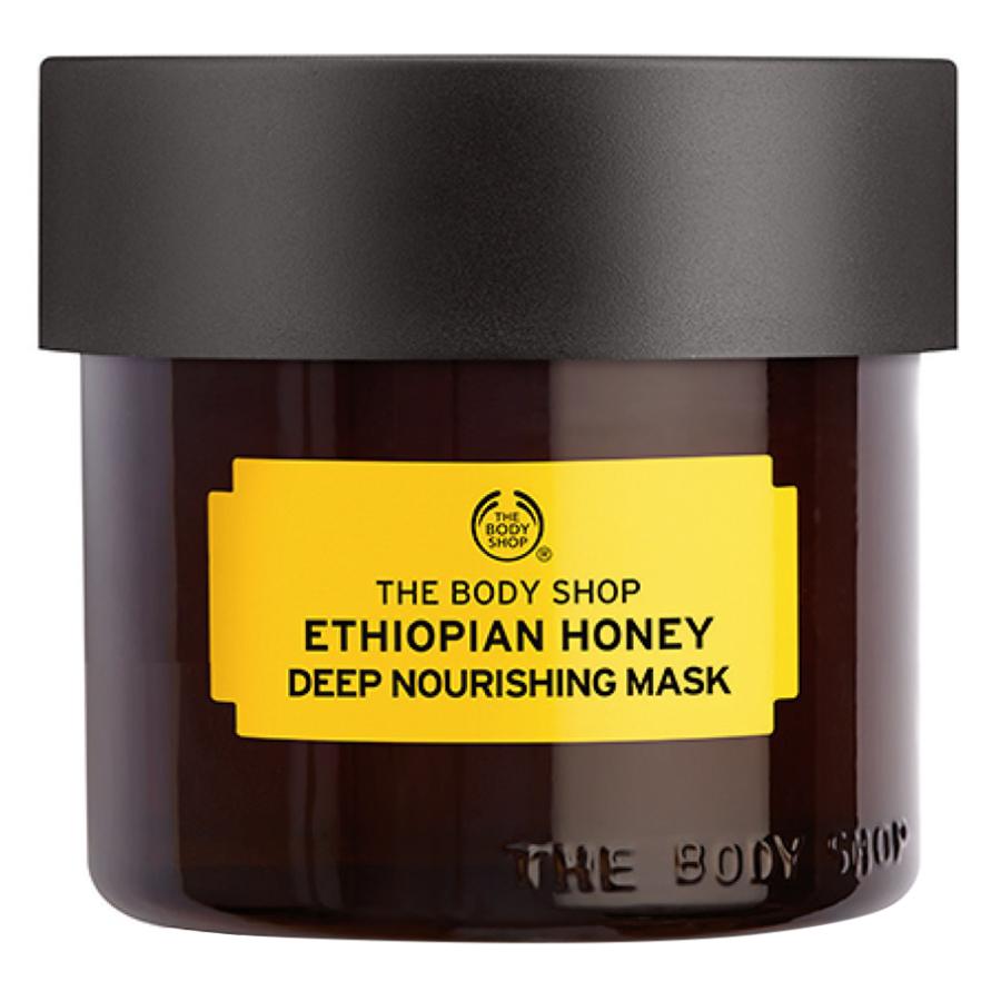 Mặt Nạ The Body Shop Ethiopian Honey Deep Nourishing (75ml)