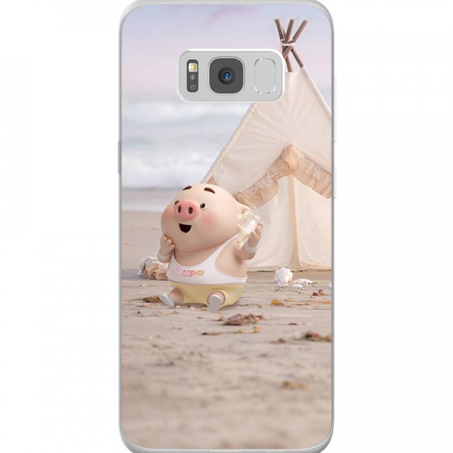 Ốp Lưng Cho Điện Thoại Samsung Galaxy A5 2017  - Mẫu aheocon 018