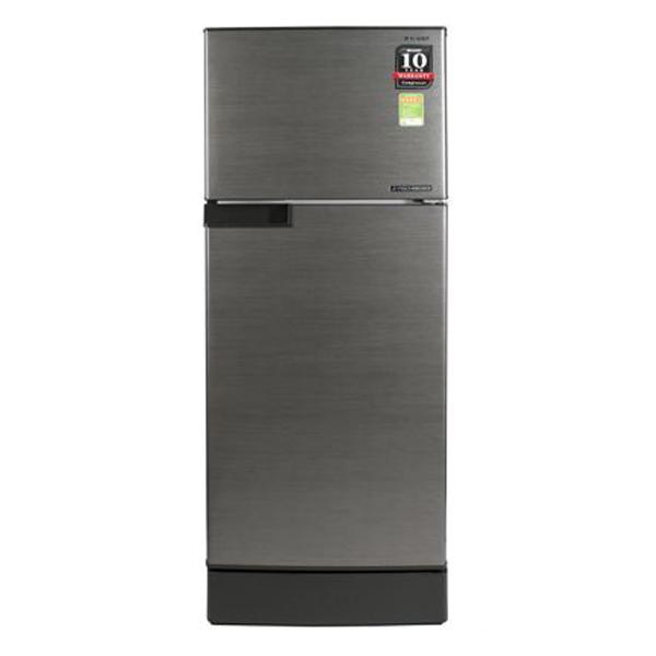 Tủ Lạnh Inverter Sharp SJ-X196E-DSS (165L) - Bạc Sẫm - 885821 , 8907430847897 , 62_1502127 , 6300000 , Tu-Lanh-Inverter-Sharp-SJ-X196E-DSS-165L-Bac-Sam-62_1502127 , tiki.vn , Tủ Lạnh Inverter Sharp SJ-X196E-DSS (165L) - Bạc Sẫm