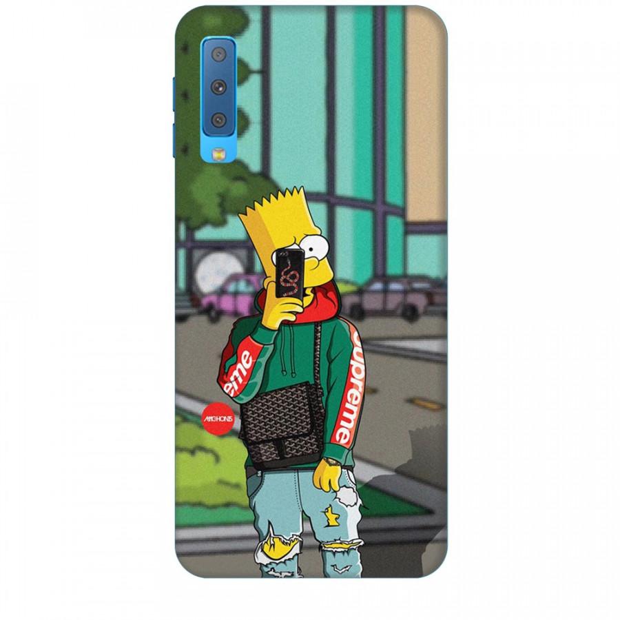 Ốp lưng dành cho điện thoại  SAMSUNG GALAXY A7 2018 Bart Simpson - 6018683 , 5937379703803 , 62_7904103 , 150000 , Op-lung-danh-cho-dien-thoai-SAMSUNG-GALAXY-A7-2018-Bart-Simpson-62_7904103 , tiki.vn , Ốp lưng dành cho điện thoại  SAMSUNG GALAXY A7 2018 Bart Simpson