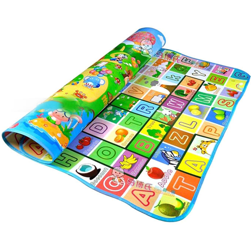 Thảm xốp chơi 2 mặt cho bé yêu 1,8 x 2m - 9582601 , 7428643812058 , 62_16866796 , 200000 , Tham-xop-choi-2-mat-cho-be-yeu-18-x-2m-62_16866796 , tiki.vn , Thảm xốp chơi 2 mặt cho bé yêu 1,8 x 2m