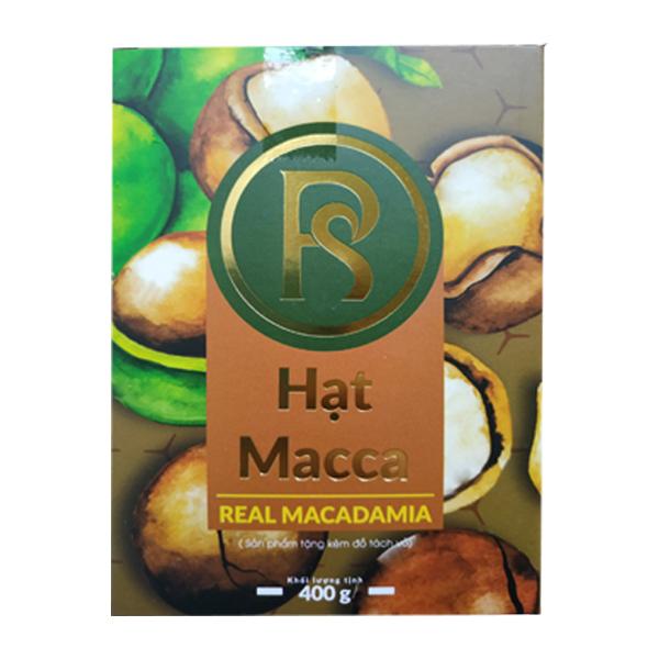 Hạt Macca Úc Real Food Store (400gr) - 1071504 , 4976954637561 , 62_3679221 , 200000 , Hat-Macca-Uc-Real-Food-Store-400gr-62_3679221 , tiki.vn , Hạt Macca Úc Real Food Store (400gr)