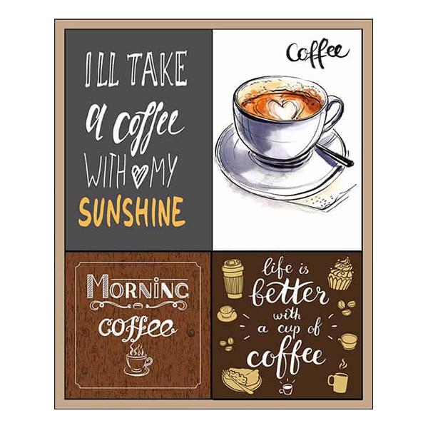 Bộ Tranh Ghép Trang Trí Coffee To Go - 7893773 , 3088313093596 , 62_7717018 , 1497000 , Bo-Tranh-Ghep-Trang-Tri-Coffee-To-Go-62_7717018 , tiki.vn , Bộ Tranh Ghép Trang Trí Coffee To Go