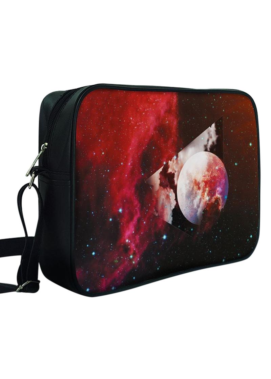 Túi Đeo Chéo Unisex Hộp Mặt Trăng Galaxy - TCAT049