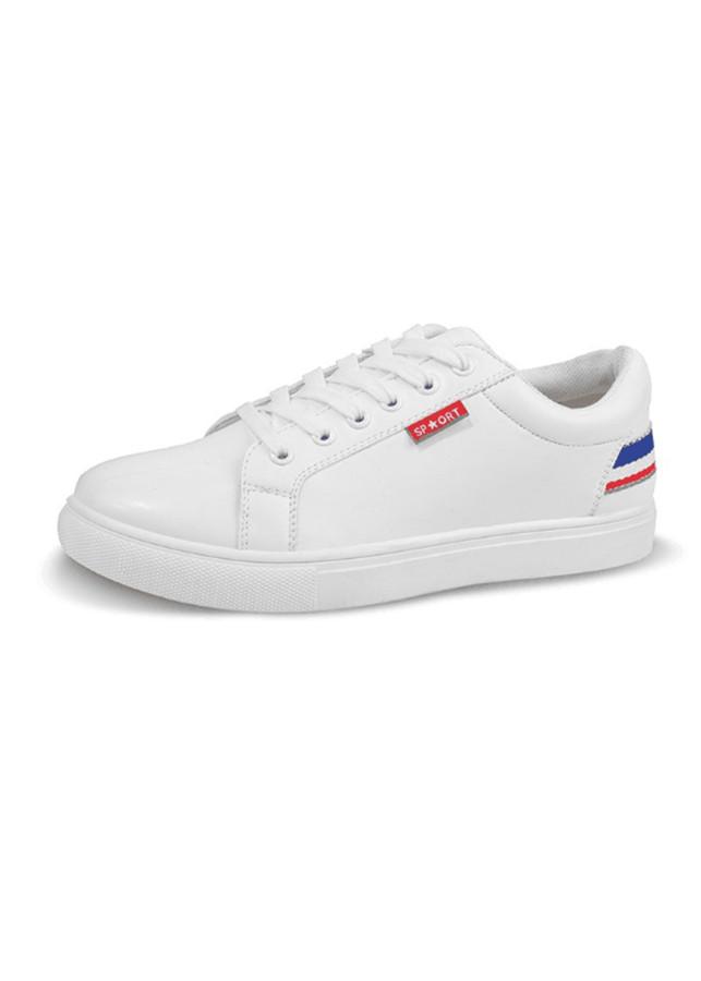 Giày Nam Đẹp Thể Thao Sneaker Thời Trang Phối Gót Viền Màu Độc Đáo - 1972884 , 3386456230596 , 62_15214851 , 236000 , Giay-Nam-Dep-The-Thao-Sneaker-Thoi-Trang-Phoi-Got-Vien-Mau-Doc-Dao-62_15214851 , tiki.vn , Giày Nam Đẹp Thể Thao Sneaker Thời Trang Phối Gót Viền Màu Độc Đáo