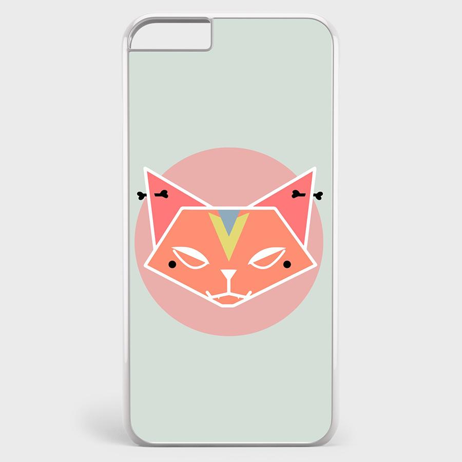 Ốp Lưng Dẻo Dành Cho Iphone 6/6S In Hình Art Print 66