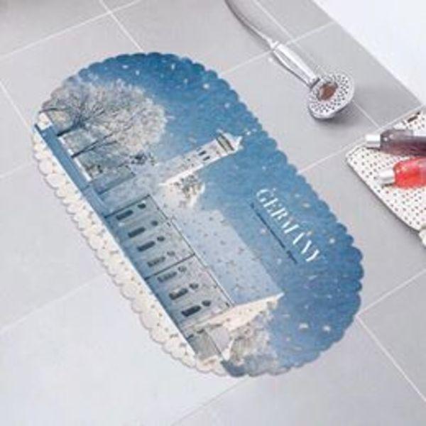 Thảm chống trơn nhà tắm mẫu mới