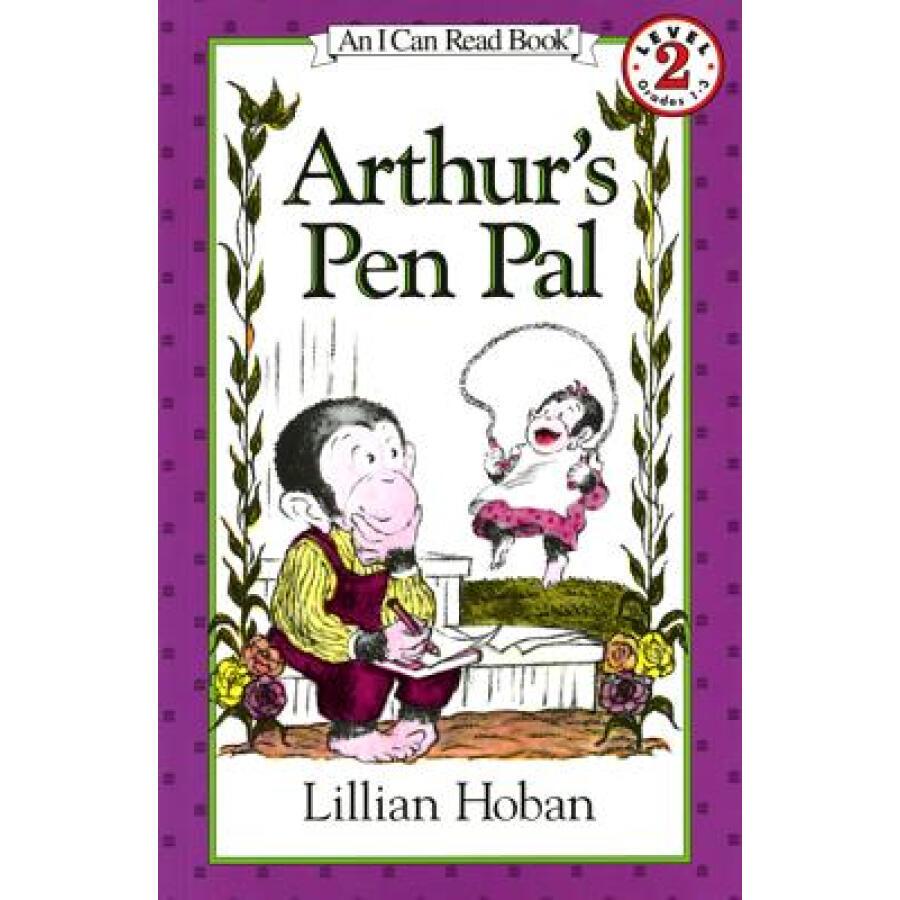 Arthurs Pen Pal (I Can Read Level 2)