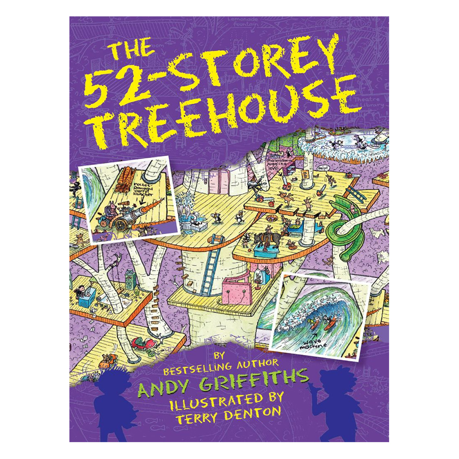 The 52-Storey Treehouse - 1082389 , 6382884333745 , 62_3941289 , 231000 , The-52-Storey-Treehouse-62_3941289 , tiki.vn , The 52-Storey Treehouse
