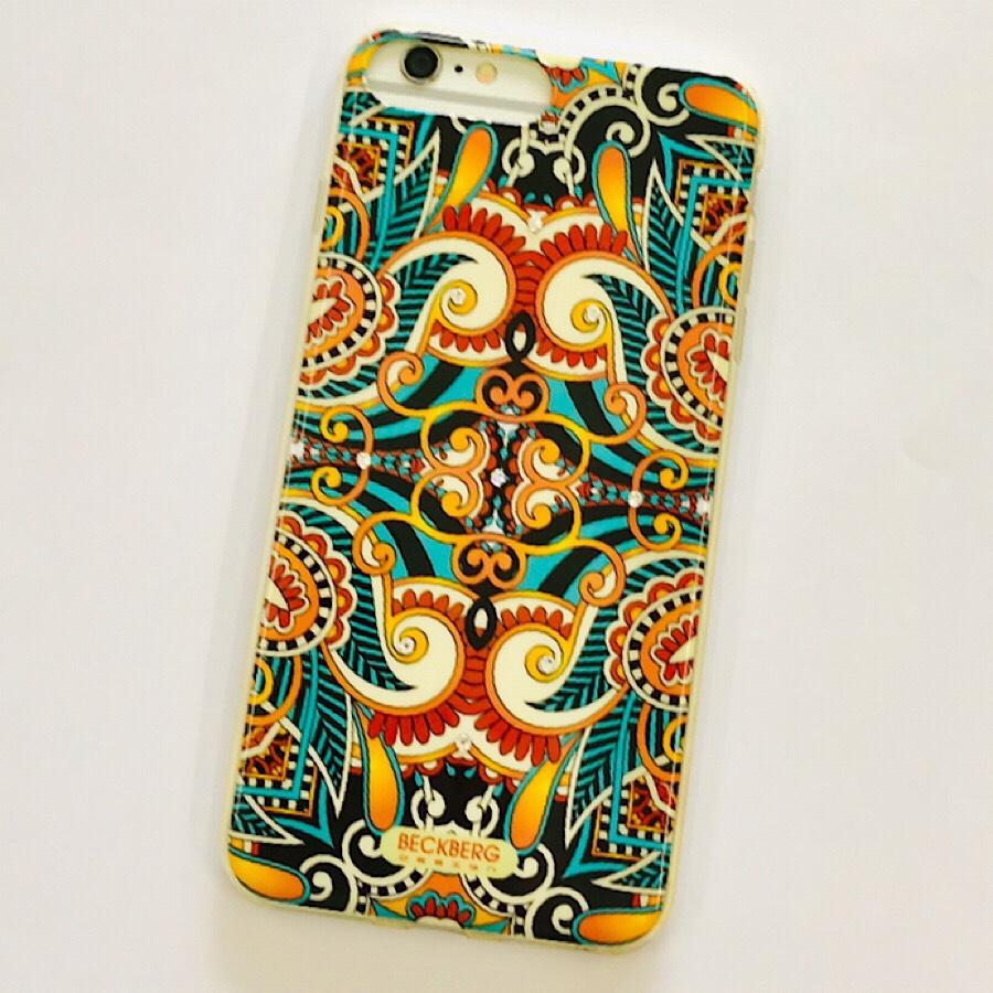 Ốp lưng iPhone 6s Plus / 6 Plus hiệu BECKBERG Tpu - hàng nhập khẩu