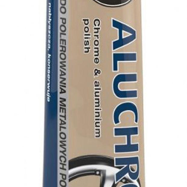 K2 aluchrom - kem đánh bóng chi tiết chrôm và kim loại ô tô