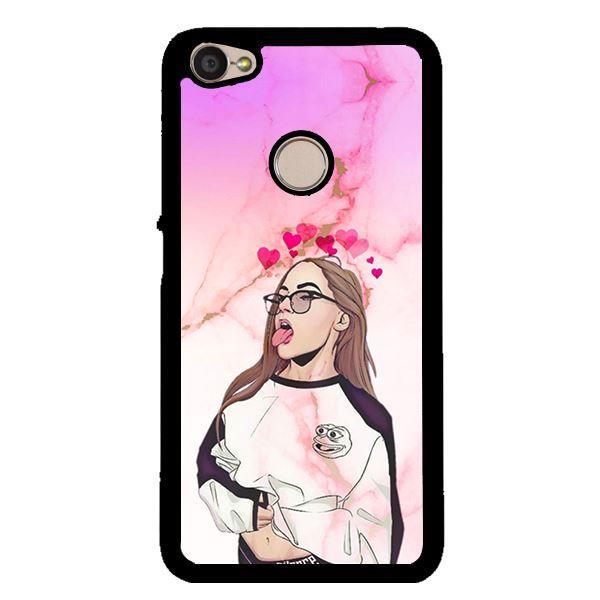 Ốp lưng dành cho điện thoại Xiaomi Redmi note 5A prime Girl Pink