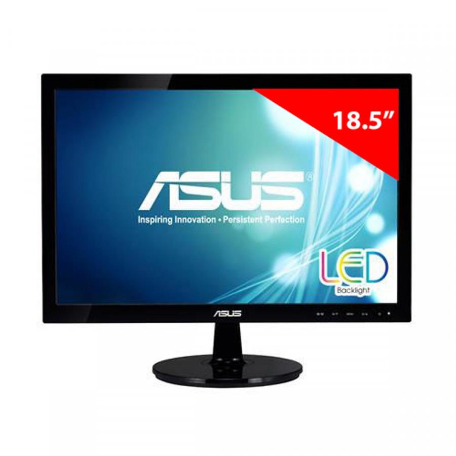 """Màn hình máy tính Asus 18.5"""" LED VS197DE - Hàng Chính Hãng"""