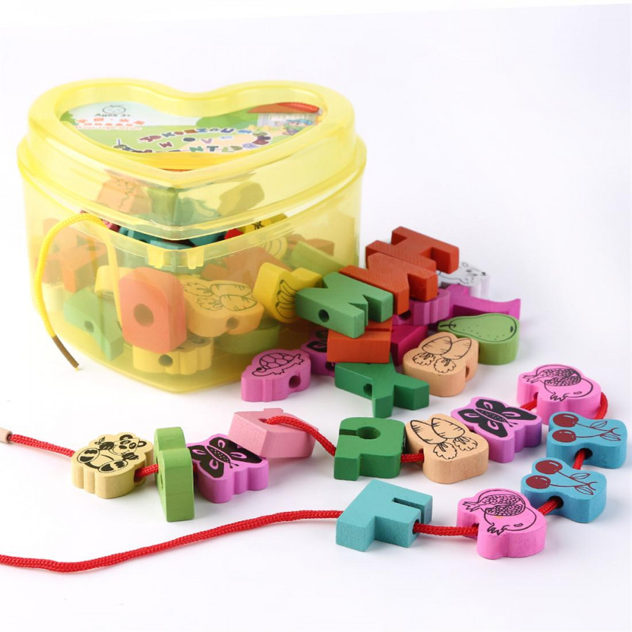 Mixed Color Beads Ys