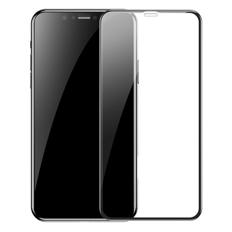 Kính Cường Lực 5 Lớp Baseus Sapphire Curved-screen 3D Cho iPhone XS/ XR/ XS Max (0.23mm)