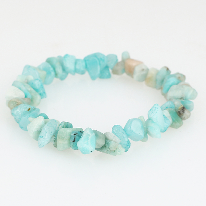 Crushed Stone Bracelet Crystal Bracelet Crushed Stone Bracelet Bracelet Unique Bracelet Motion Crystal Accessories Lithotripsy