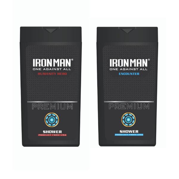 Combo Sữa tắm nhiệt Ironman Humanity 380g + Sữa tắm nhiệt Ironman Encounter 380g - 778775 , 9562543715076 , 62_11423568 , 244000 , Combo-Sua-tam-nhiet-Ironman-Humanity-380g-Sua-tam-nhiet-Ironman-Encounter-380g-62_11423568 , tiki.vn , Combo Sữa tắm nhiệt Ironman Humanity 380g + Sữa tắm nhiệt Ironman Encounter 380g