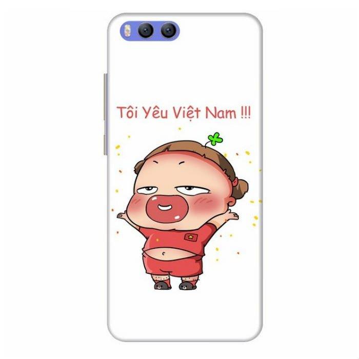 Ốp Lưng Dành Cho Xiaomi Mi 6 Quynh Aka 1