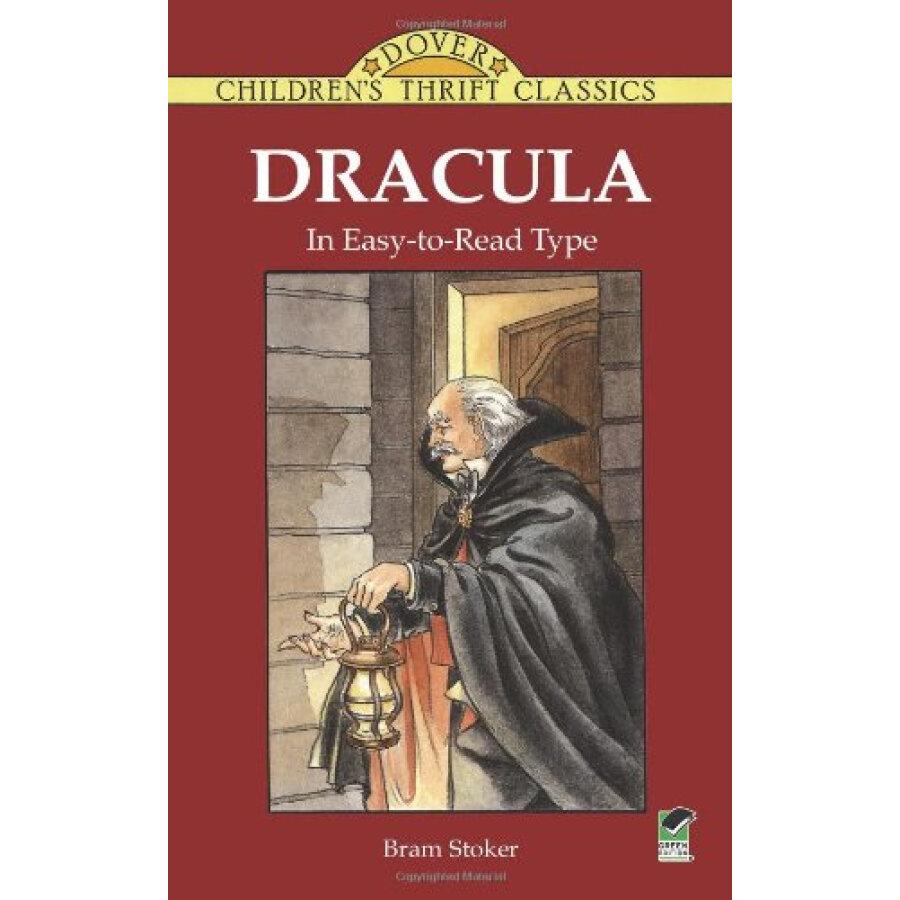 Dracula: In Easy-to Read Type - 1236974 , 5401561033042 , 62_5268829 , 132000 , Dracula-In-Easy-to-Read-Type-62_5268829 , tiki.vn , Dracula: In Easy-to Read Type