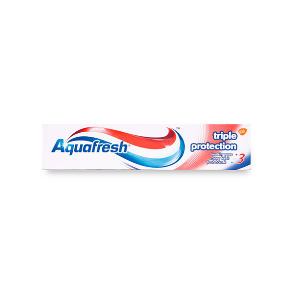Kem Đánh Răng Aquafresh Triple Protection (100ml) - 1035007 , 7484189315682 , 62_3080571 , 40000 , Kem-Danh-Rang-Aquafresh-Triple-Protection-100ml-62_3080571 , tiki.vn , Kem Đánh Răng Aquafresh Triple Protection (100ml)