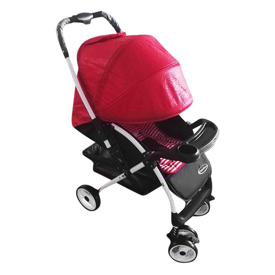 Xe Đẩy Gluck Baby C58 (Đỏ)