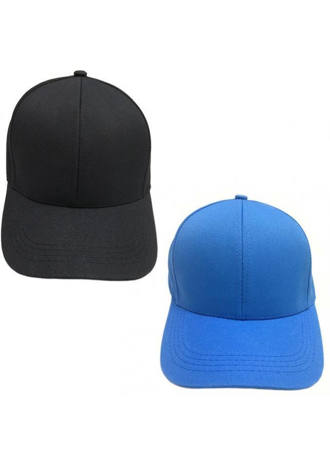 Bộ 2 nón lưỡi trai unisex thời trang Everest H307 (Đen-Xanh) - 878549 , 7579366655115 , 62_4137107 , 199000 , Bo-2-non-luoi-trai-unisex-thoi-trang-Everest-H307-Den-Xanh-62_4137107 , tiki.vn , Bộ 2 nón lưỡi trai unisex thời trang Everest H307 (Đen-Xanh)