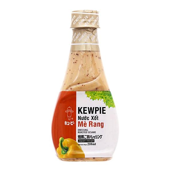 Nước Xốt Mè Rang Kewpie (Chai 210ml)