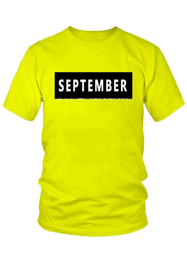 Áo thun nữ thời trang VinaBoss September - Tháng 9 - 16418966 , 9305321254790 , 62_24726936 , 189000 , Ao-thun-nu-thoi-trang-VinaBoss-September-Thang-9-62_24726936 , tiki.vn , Áo thun nữ thời trang VinaBoss September - Tháng 9