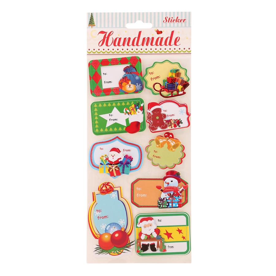Stickers 3D Trang Trí Noel Loại Lớn (19 x 19cm) - 9602508368937,62_8016743,34000,tiki.vn,Stickers-3D-Trang-Tri-Noel-Loai-Lon-19-x-19cm-62_8016743,Stickers 3D Trang Trí Noel Loại Lớn (19 x 19cm)