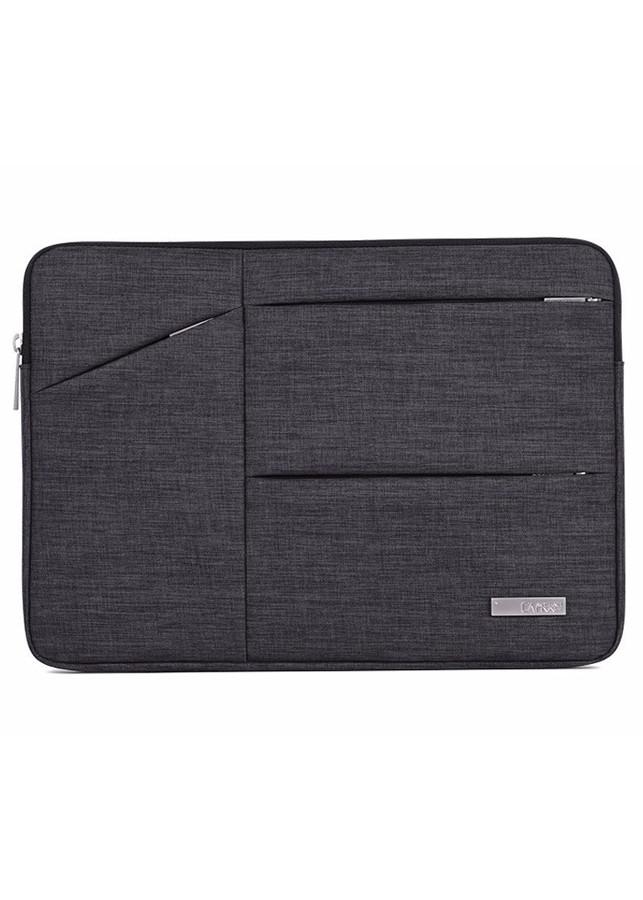 """Túi chống sốc dành cho Macbook và Laptop CanvasArtisan từ 13"""" inch - 15.6"""" inch (Màu xám) - 1721806 , 1245588660034 , 62_9418721 , 300000 , Tui-chong-soc-danh-cho-Macbook-va-Laptop-CanvasArtisan-tu-13-inch-15.6-inch-Mau-xam-62_9418721 , tiki.vn , Túi chống sốc dành cho Macbook và Laptop CanvasArtisan từ 13"""" inch - 15.6"""" inch (Màu xám)"""