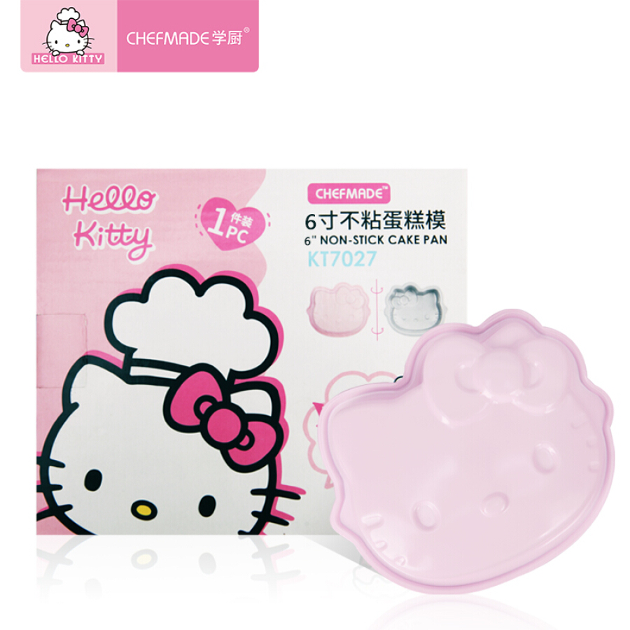 Khuôn Làm Bánh Hình Hello Kitty CHEF MADE KT7028 - 1662693 , 6775056896061 , 62_9210683 , 292000 , Khuon-Lam-Banh-Hinh-Hello-Kitty-CHEF-MADE-KT7028-62_9210683 , tiki.vn , Khuôn Làm Bánh Hình Hello Kitty CHEF MADE KT7028