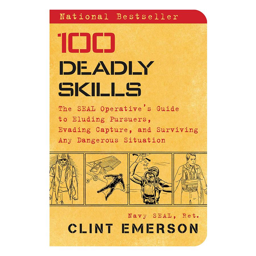 100 Deadly Skills - 4535024 , 6214950909717 , 62_7958599 , 497000 , 100-Deadly-Skills-62_7958599 , tiki.vn , 100 Deadly Skills