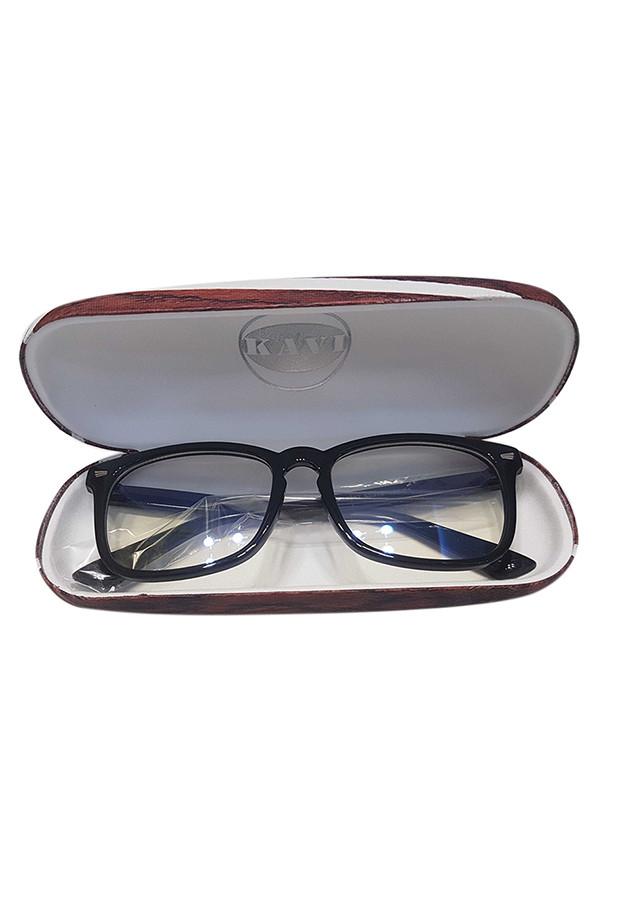 Kính chống ánh sáng xanh bảo vệ mắt KV009