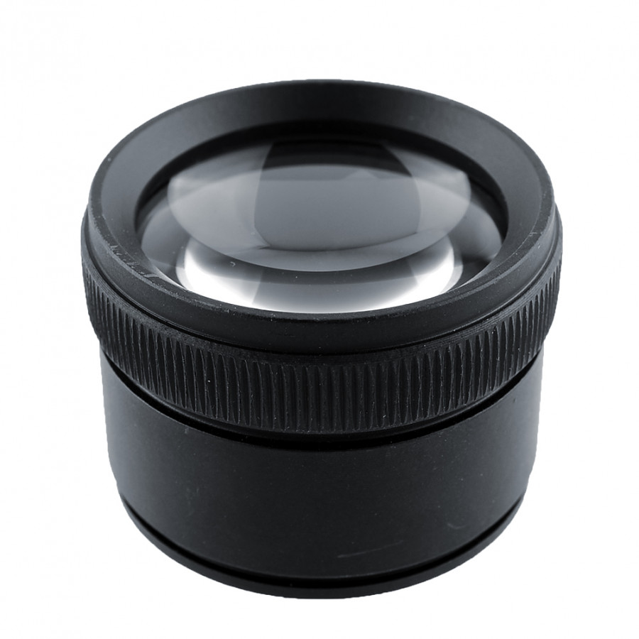 Magnifier Microscope High Quality Magnification: 30 Times Lens Diameter: 36 Mm Good Shipping
