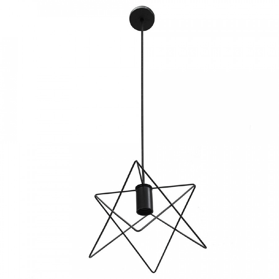 Pendant Lamp Iron Pendant Light Dreamlike E27 Metal Hanging Lamp Retro Minimalist