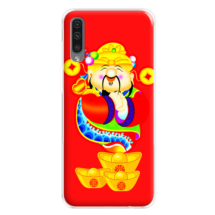 Ốp lưng dẻo cho điện thoại Samsung Galaxy A50 - 224 0091 THANTAI07