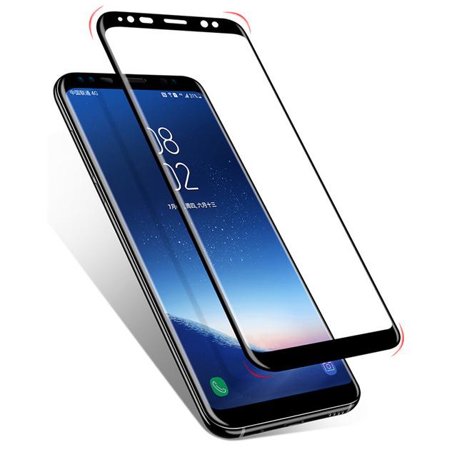 Miếng dán kính cường lực 3D Samsung Galaxy S9 full màn hình vô cực độ cứng 9H - Hàng nhập khẩu - 7846458 , 2445455390609 , 62_6972979 , 220000 , Mieng-dan-kinh-cuong-luc-3D-Samsung-Galaxy-S9-full-man-hinh-vo-cuc-do-cung-9H-Hang-nhap-khau-62_6972979 , tiki.vn , Miếng dán kính cường lực 3D Samsung Galaxy S9 full màn hình vô cực độ cứng 9H - Hàng n