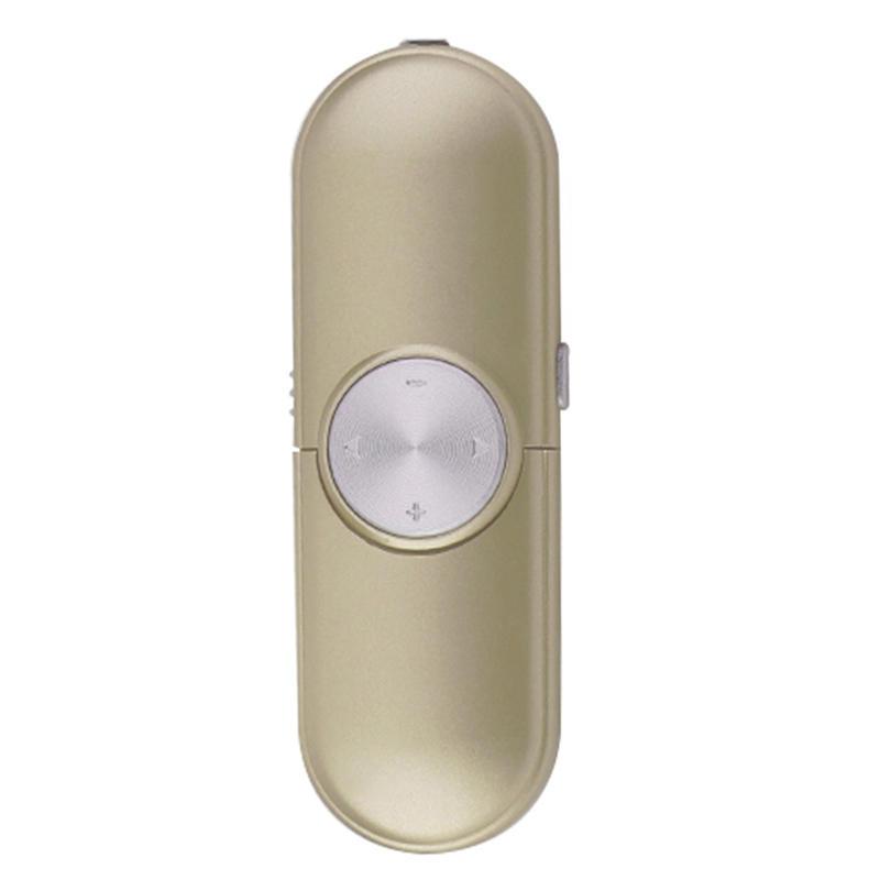 Máy Nghe Nhạc Đài FM Cầm Tay Có Khe Đọc Thẻ  USB 2.0