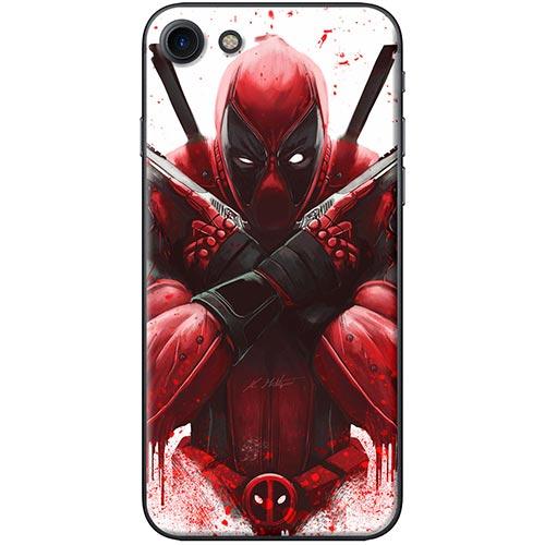 Ốp Lưng Hình Deadpool Dành Cho iPhone 7 / 8 - 1167689 , 8577210906733 , 62_4701641 , 120000 , Op-Lung-Hinh-Deadpool-Danh-Cho-iPhone-7--8-62_4701641 , tiki.vn , Ốp Lưng Hình Deadpool Dành Cho iPhone 7 / 8