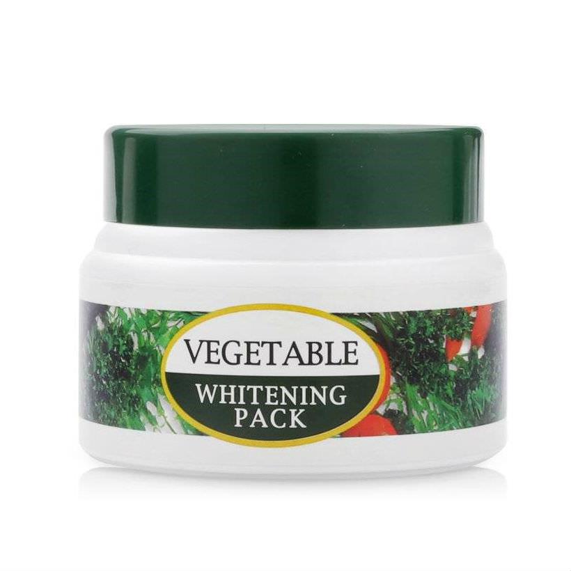 Mặt Nạ Hoa Quả Làm Trắng Da Vegetable Whitening Pack Geo (145g)