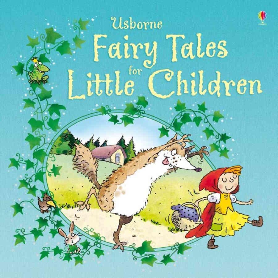 Fairy Tales for Little Children (Padded Hardback) - 1235043 , 5301940494290 , 62_5263409 , 449000 , Fairy-Tales-for-Little-Children-Padded-Hardback-62_5263409 , tiki.vn , Fairy Tales for Little Children (Padded Hardback)