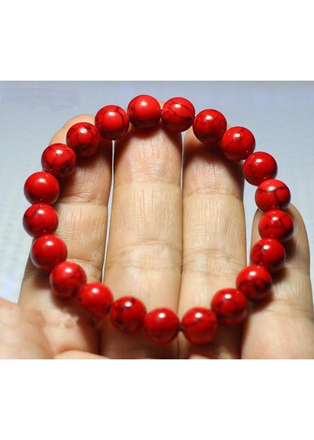 Vòng tay đá San Hô đỏ thiên nhiên - 878546 , 3740048944719 , 62_4136919 , 189000 , Vong-tay-da-San-Ho-do-thien-nhien-62_4136919 , tiki.vn , Vòng tay đá San Hô đỏ thiên nhiên