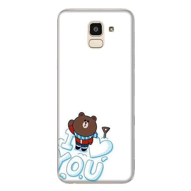 Ốp Lưng Dành Cho Samsung Galaxy J6 - Mẫu 100