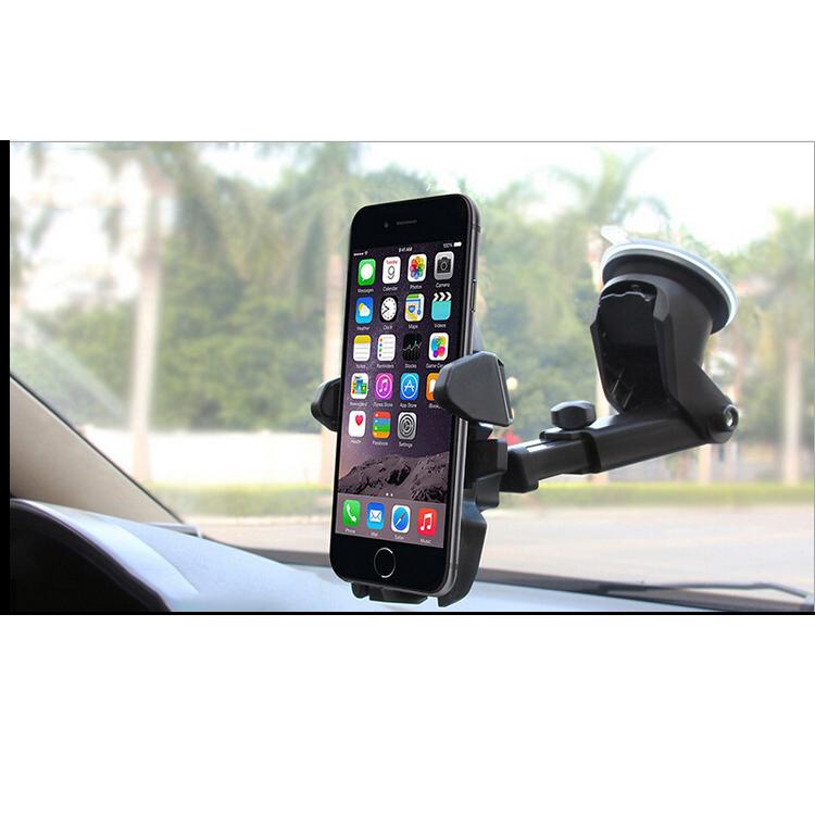 Đế giữ điện thoại trên ô tô One Touch Car Mount