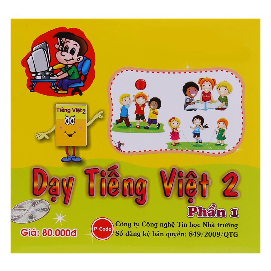 Phần Mềm Dạy Tiếng Việt 2 Phần 1 DTV2P1