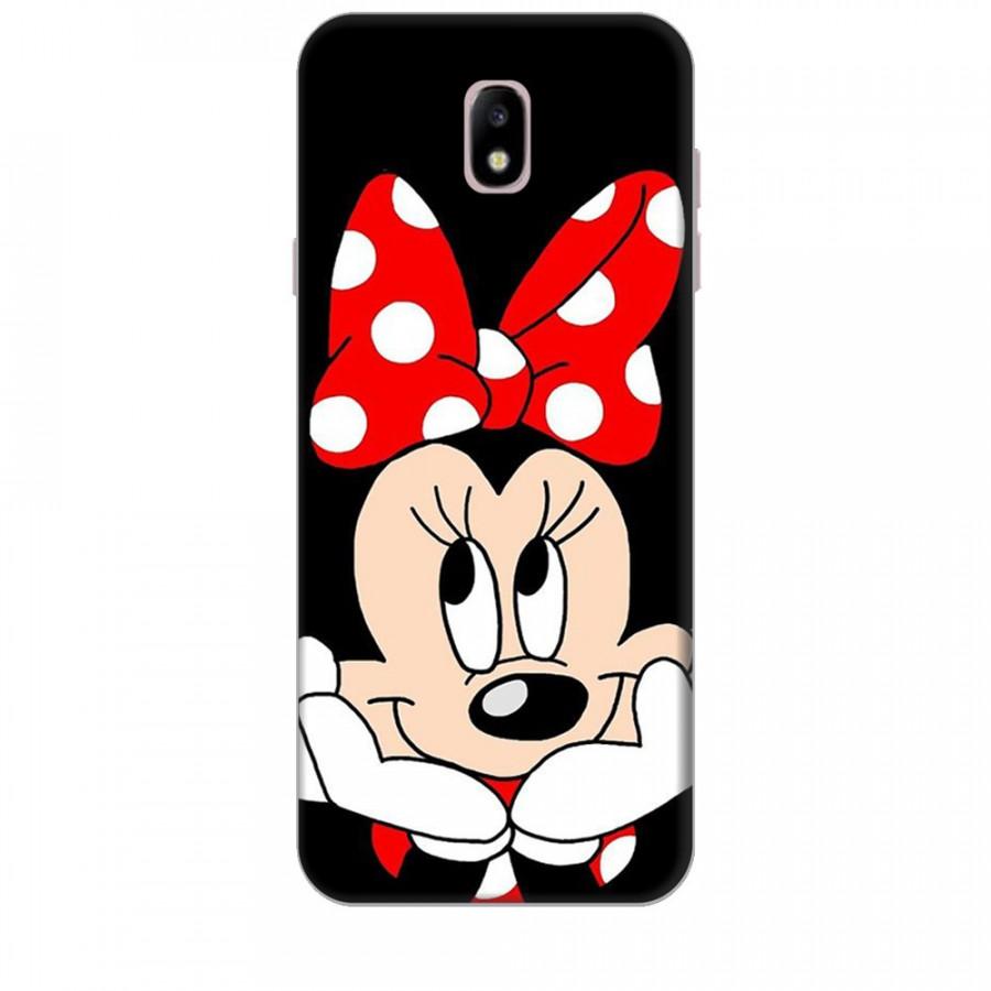 Ốp lưng dành cho điện thoại  SAMSUNG GALAXY J7 PRO Mickey Làm Duyên