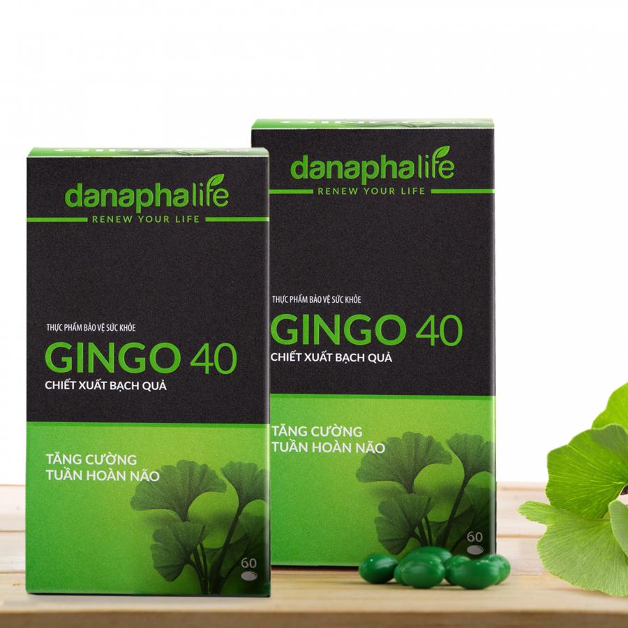 Combo 2 hộp Thực phẩm chức năng GINGO 40 tăng cường tuần hoàn não + cải thiện trí nhớ - 1345067 , 5704613930413 , 62_5816799 , 396000 , Combo-2-hop-Thuc-pham-chuc-nang-GINGO-40-tang-cuong-tuan-hoan-nao-cai-thien-tri-nho-62_5816799 , tiki.vn , Combo 2 hộp Thực phẩm chức năng GINGO 40 tăng cường tuần hoàn não + cải thiện trí nhớ