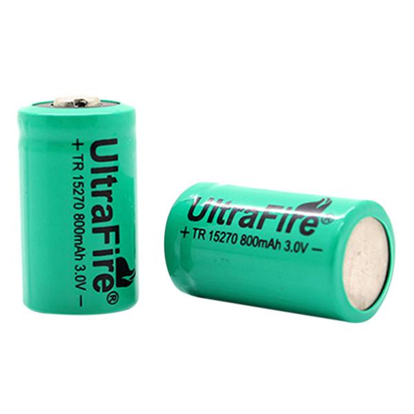 Pin CR2 Recharge Able Ultra Fire - Hàng Nhập Khẩu